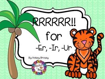 RRRR Like Ir, Er, and Ur
