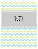 RTI Binder Cover