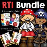 RTI Bundle: Kindergarten, First & Second Grade