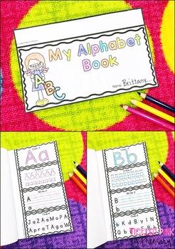 Alphabet Letter Activities (Low-Prep)