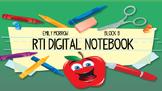 RTI Digital Notebook