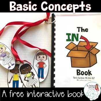 Basic Concepts Interactive Book: The In Book