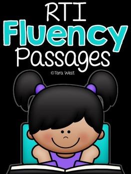 RTI Fluency Passages