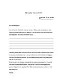 RTI - Intervention Parent Letter