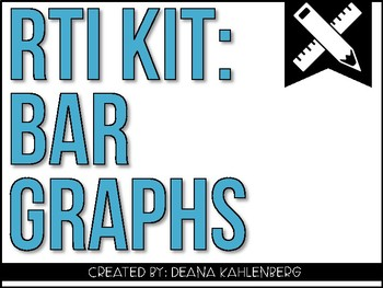 RTI Kit: Bar Graphs