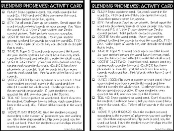 RTI Kit: Blending Phonemes