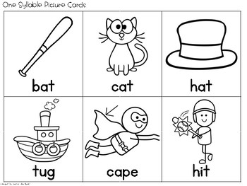 RTI Kit: Counting Syllables