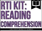 RTI Kit: Reading Comprehension