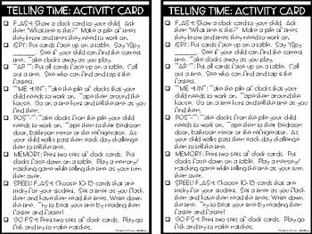 RTI Kit: Telling Time