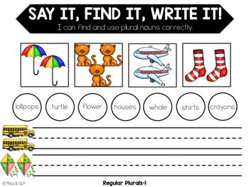 RTI Language Intervention: Grammar