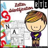 RTI Letter Identification Pack