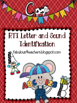 RTI Letter and Sound Identification