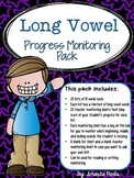 RTI: Long Vowel Progress Monitoring