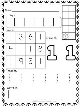 RTI Number Identification