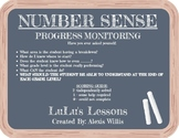 RTI - Math Number Sense Assessment Tool