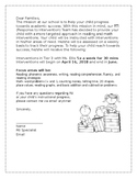 RTI Parent Letter