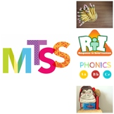 RTI: Phonics Progress Monitoring Made Easy!