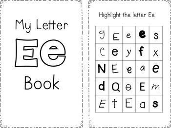 RTI- Print Alphabet Books
