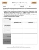 RTI Progress Monitoring Bundle (ES)