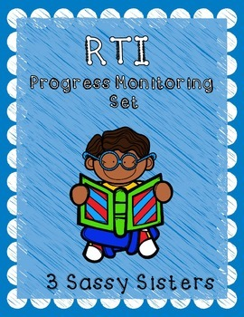 RTI Progress Monitoring Set