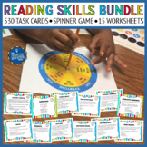 Reading Comprehension Games Bundle
