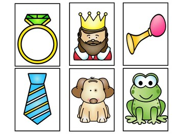 RTI: Rhyming Pictures & Assessment