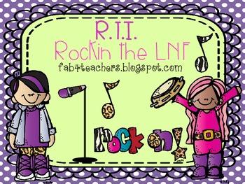 RTI:  Rockin' the LNF