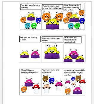 RTI: Second grade Word Problems Unit with Interventions