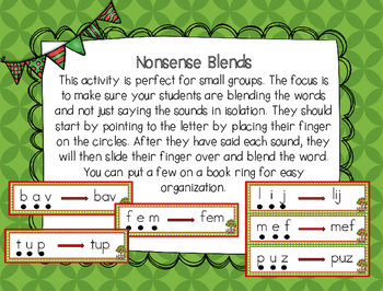 RTI September Nonsense Word Fluency