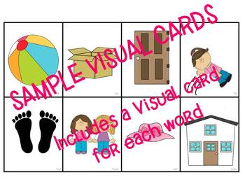 RTI Sight Word Recognition in Isolation Intervention