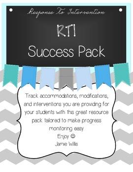 RTI Success Pack