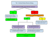 RTI Tier 1 Individual Student Decision Making Flow Chart