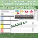 RTI-PBIS Tier 1 Intervention Tools for Grades K-5 | Distan
