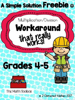 RTI:  Workaround for 2-Digit Multiplication and Long Division