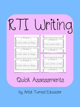 RTI Writing