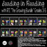 RTI for ELA, Response to Intervention, Small Group Reading