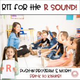 RTI for the R Sound Push in Lesson and Home Program