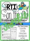 RTI on the Fly:  Handwriting Freebie