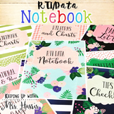 RTI and Data Notebook (Editable!)