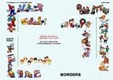 RT's Bling Borders