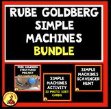 RUBE GOLDBERG AND SIMPLE MACHINES UNIT-Rubric, Digital Sca