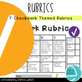 Rubrics: Writing (3), Homework, Groups, Behavior and Prese