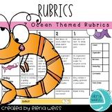 Rubrics: Writing (3), Homework, Groups, Behavior and Prese