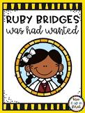 RUBY BRIDGES WAS HAD WANTED