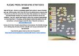 RUCSAC Problem Solving Strategies