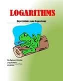 RULES of LOGARITHMS & SOLVING LOGARITHMIC EQUATIONS