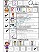 R.U.L.E.S. Interactive Math Checklist for Solving Word Problems