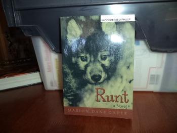 RUNT      ISBN 0-618-21261-2