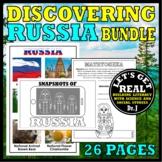 RUSSIA: Discovering Russia Bundle