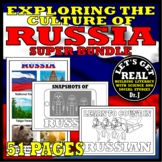 RUSSIA: Exploring the Culture of Russia Bundle
